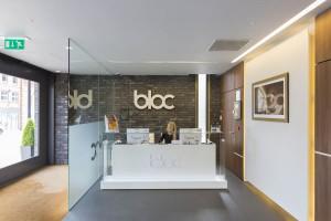 Reception, Bloc Birmingham