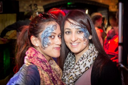 Celebrate Shaanti's Holi Rave Festival With Music, Food and Colour