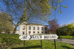 St Paul's Square Birmingham
