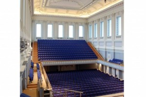 Birmingham Town Hall Interior 2