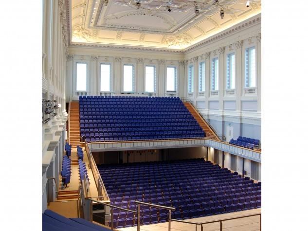 » Birmingham Town Hall