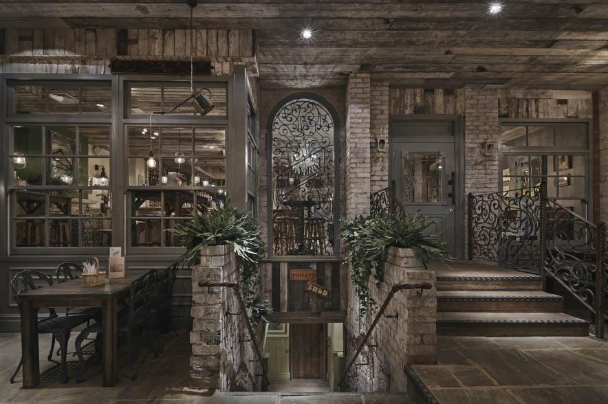 » The Botanist, Birmingham. Mirror Tiles Kitchen. Pictures Of Kitchen Floor Tiles Ideas. Vinyl Tile Kitchen. Stone Tile Kitchen Floor