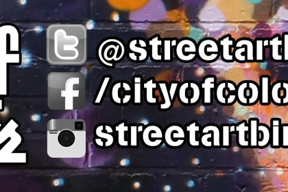 City of Colours – Birmingham's Free Street Art Festival Saturday 18th June, Digbeth