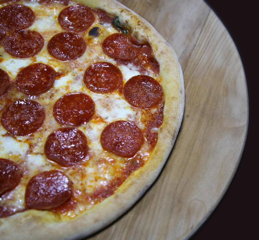 La Vera Pepperoni Pizza Birmingham