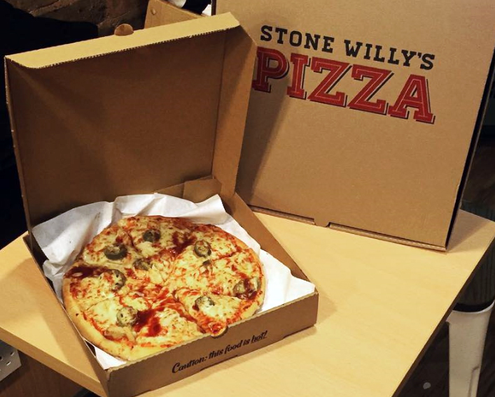 Stone Willy's Kitchen Pizza Corporation St Birmingham