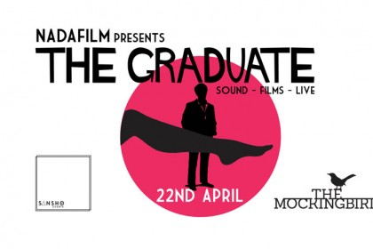 Nadafilm brings The Graduate to life with Live Music