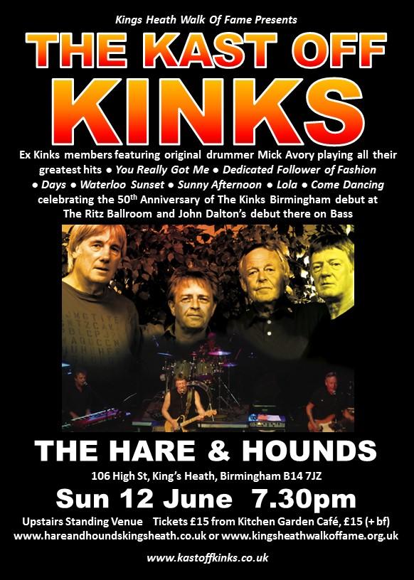Kast Off Kinks 2016 Flier