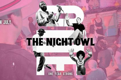 Help The Night Owl celebrate 1st Birthday!