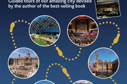 Birmingham Walking Tours