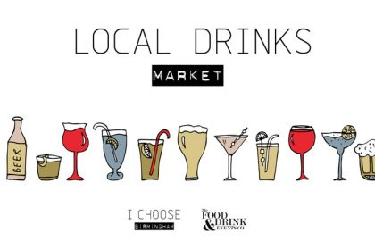 I Choose Live, Local Drinks Market