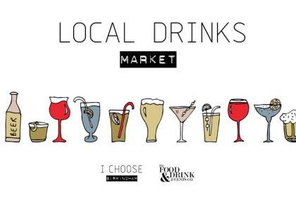 I Choose Live, Local Drinks Market