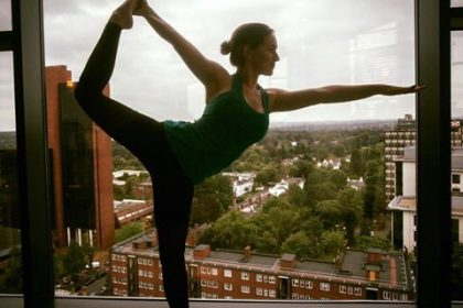 'Yoga with a View' at Rofuto – starts 6th July