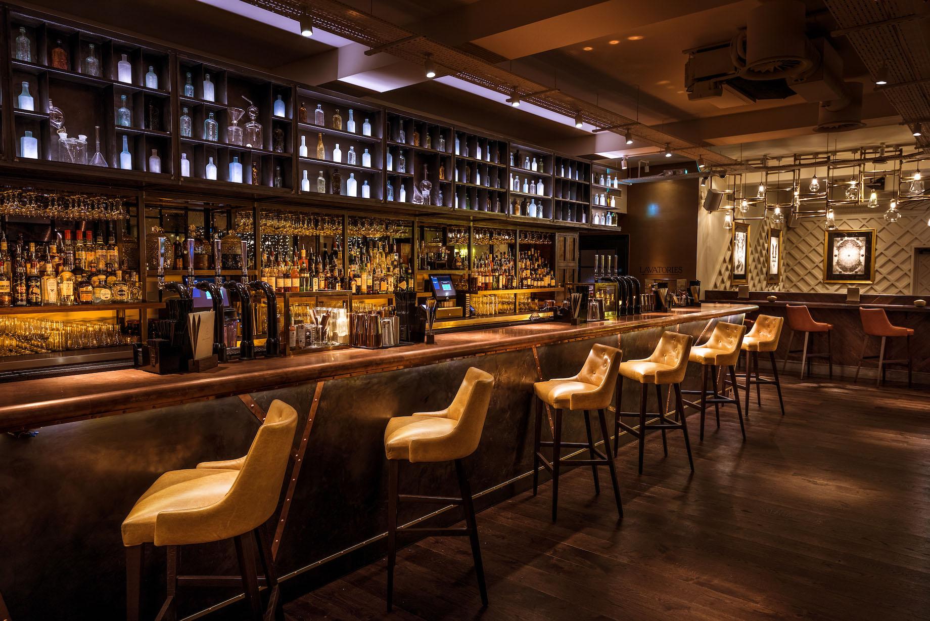 Alchemist Bar Birmingham