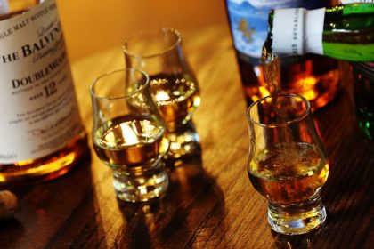 Nicholson's Pubs Celebrate Scotland with Burns Night and their Whisky Showcase