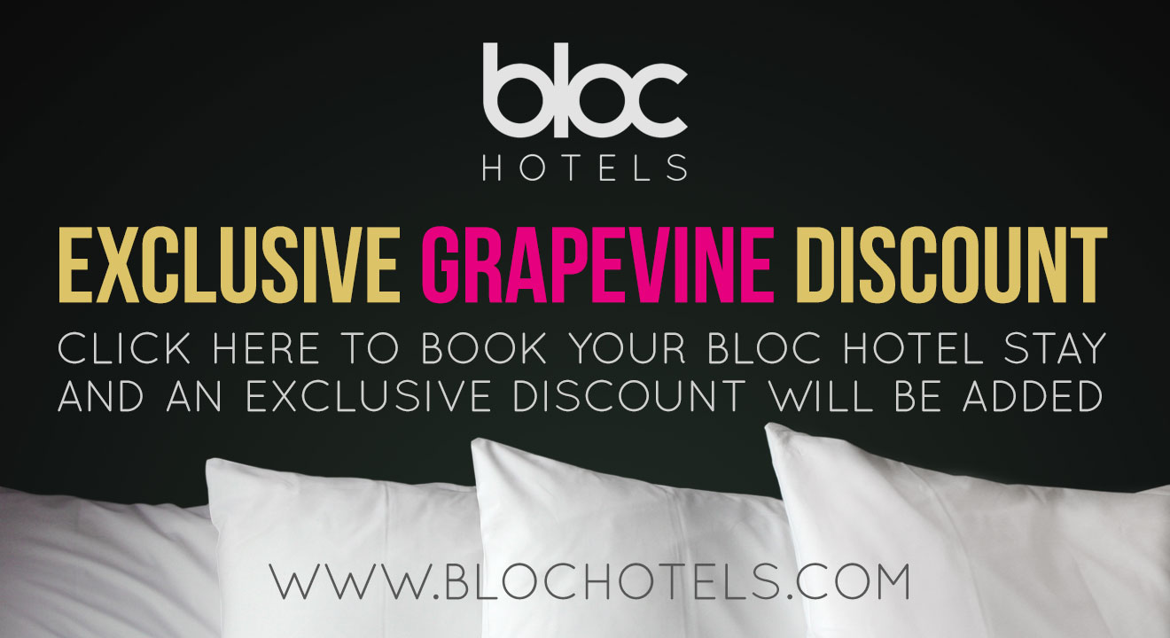 Book with code GRAPEVINE