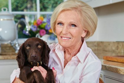 Mary Berry Everyday – Make every meal special, published by BBC Books, 26th January 2017