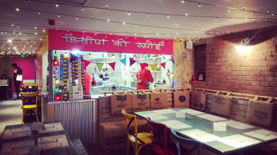 Zindiya Indian Street Food Restaurant Review