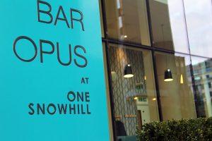Bar Opus 25