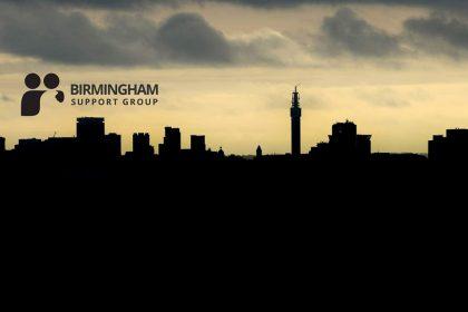 Birmingham Support Group Homeless Fundraising Ball