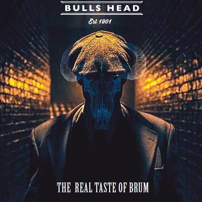bulls head brum