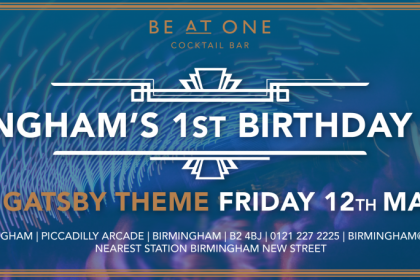 Be At One's 1st Birthday Party!
