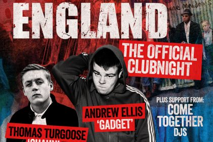 This Is England Official Club Night this Sunday!