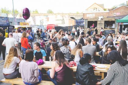 Digbeth Arts Market returns to Lower Trinity Street