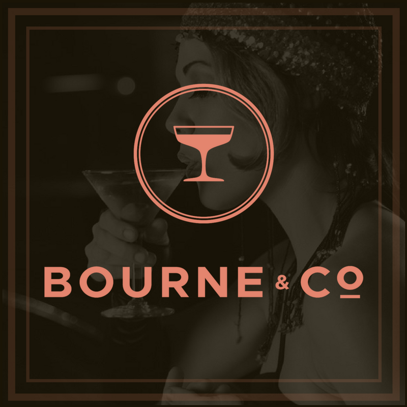 Bourne & co logo main vintage