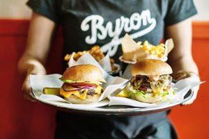Byron Hamburgers Birmingham 10