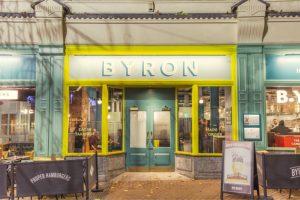 Byron Hamburgers Birmingham 4