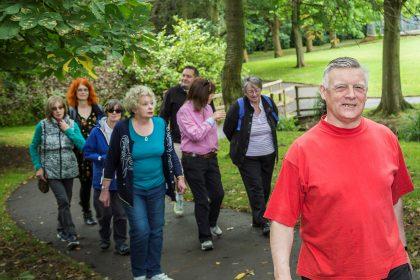 Birmingham to Celebrate National Walking Month!