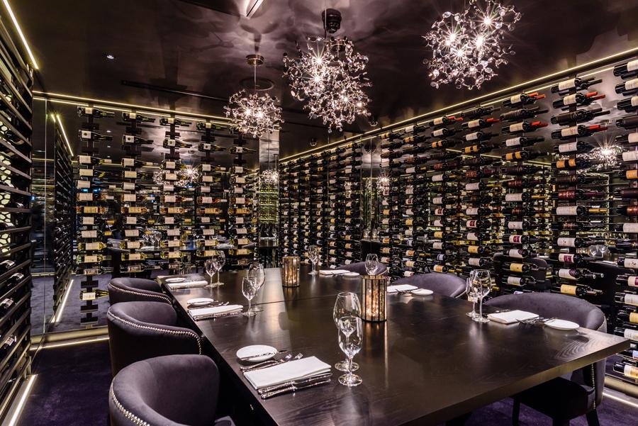 The Wine Restaurant Birmingham