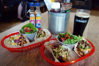 Taco Tuesdays at The Old Crown review