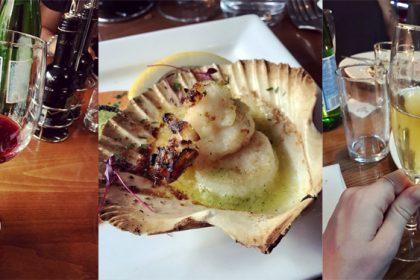New Menu & Wine Tasting with Cucina Rustica