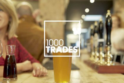 1000 Trades First Birthday ft DJ Phil Asher, Ross Jukes, Habanero Cafe & Wine Pop-up!