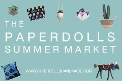 The Paperdolls Summer Craft Market