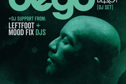 Dego at Hare And Hounds Saturday 17th