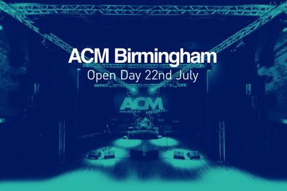ACM Birmingham opens its doors for first Open Day