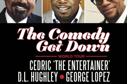 The Comedy Get Down – Live In The UK for First Time!