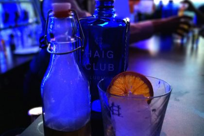 Haig Club Bar review by Mazzy Snape