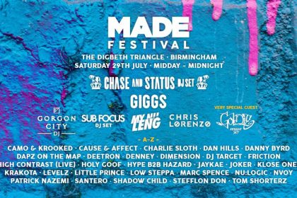 Q&A with Pete Jordan, founder of MADE Festival