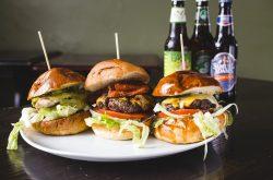National Burger Day at Buffalo & Rye and The Rose Villa Tavern