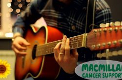 Acoustic and Indie Night in support of Macmillan