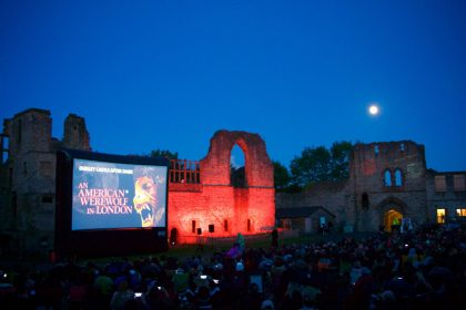 Dudley Castle After Dark review by Lisa Cooper