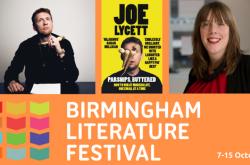 Birmingham Literature Festival celebrates 20 years