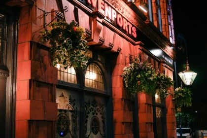 Discovering Birmingham's Heritage over a Pint!