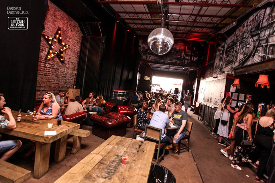 The best dj bars and nightclubs in birmingham grapevine for Food bar bham
