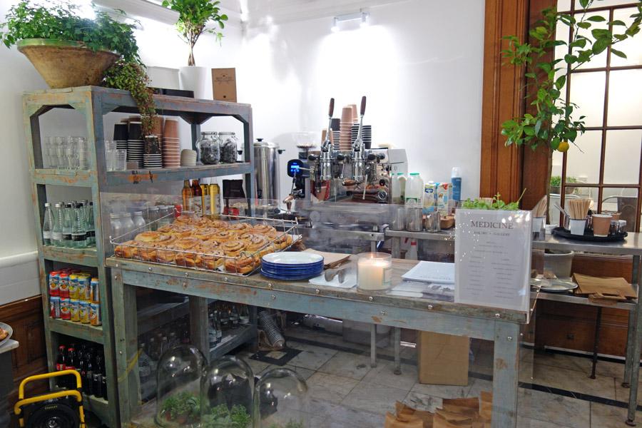 medicine cafe birmingham 4