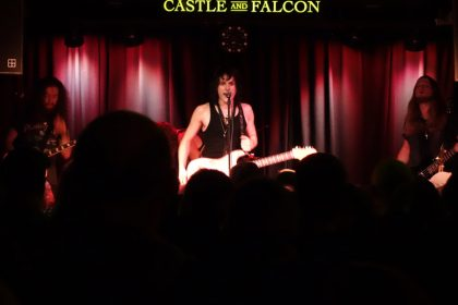Tyler Bryant Live at The Castle & Falcon review