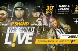The Grind Live review by Ieva Staveckaite